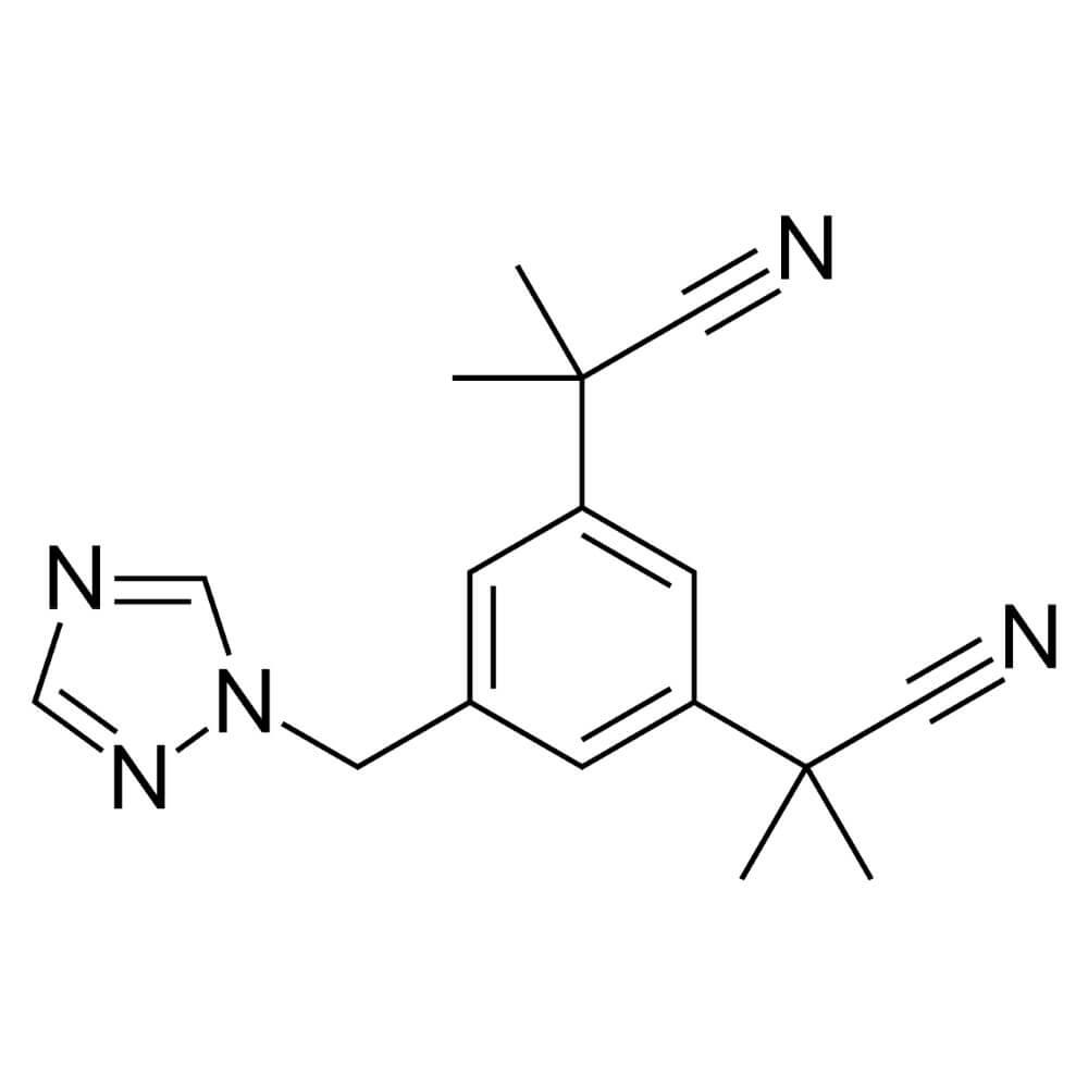 estrogen blocker diagram