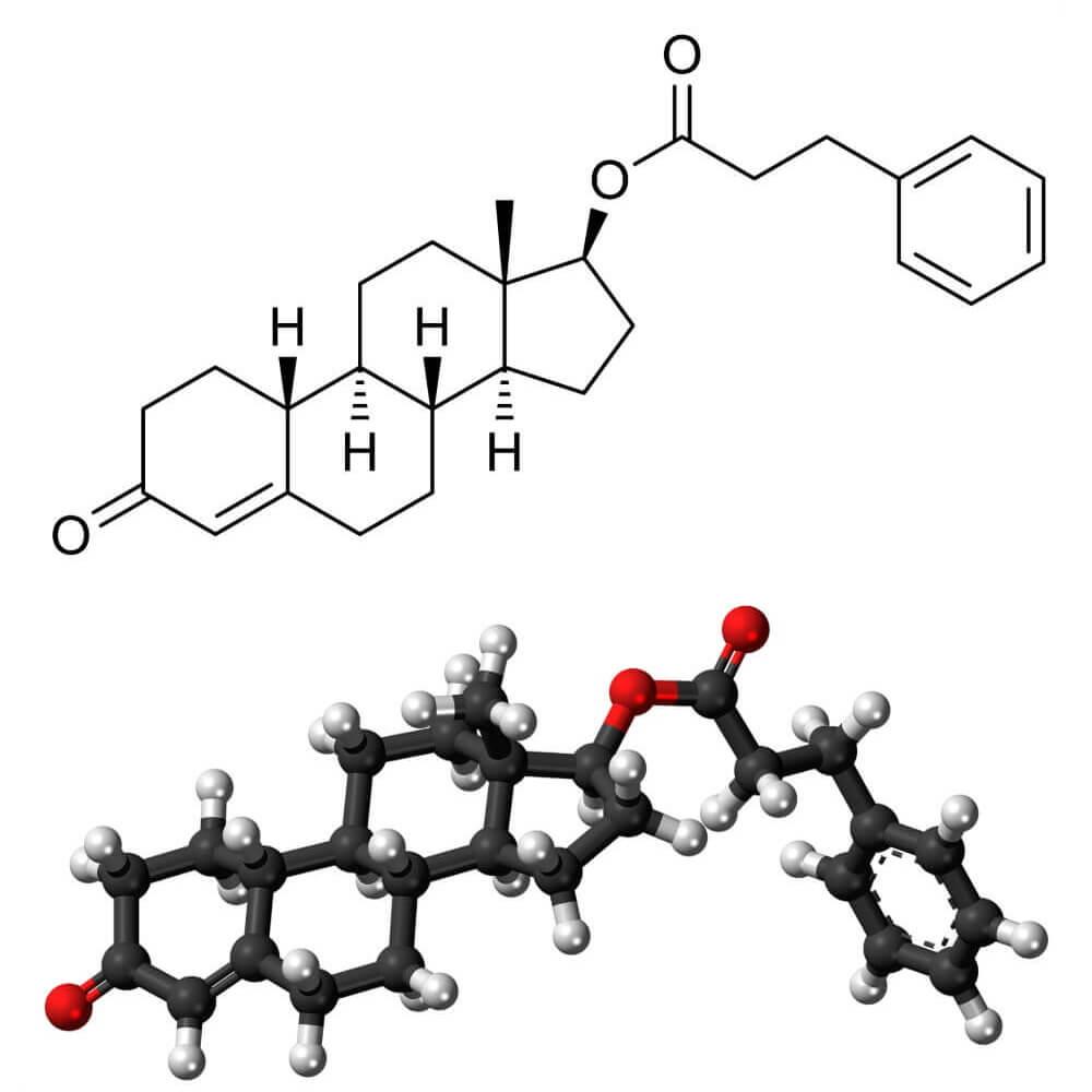 Nandrolone Phenylpropionate Diagram